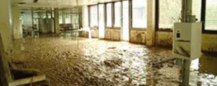 Schäden durch Starkregen Gallery